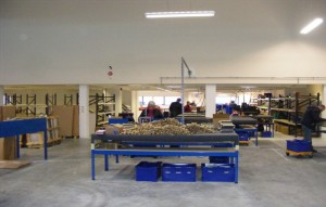 New Production Area -SWBA case study