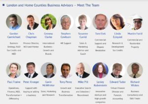 London and Home Counties Business Advisors - Meet The Team