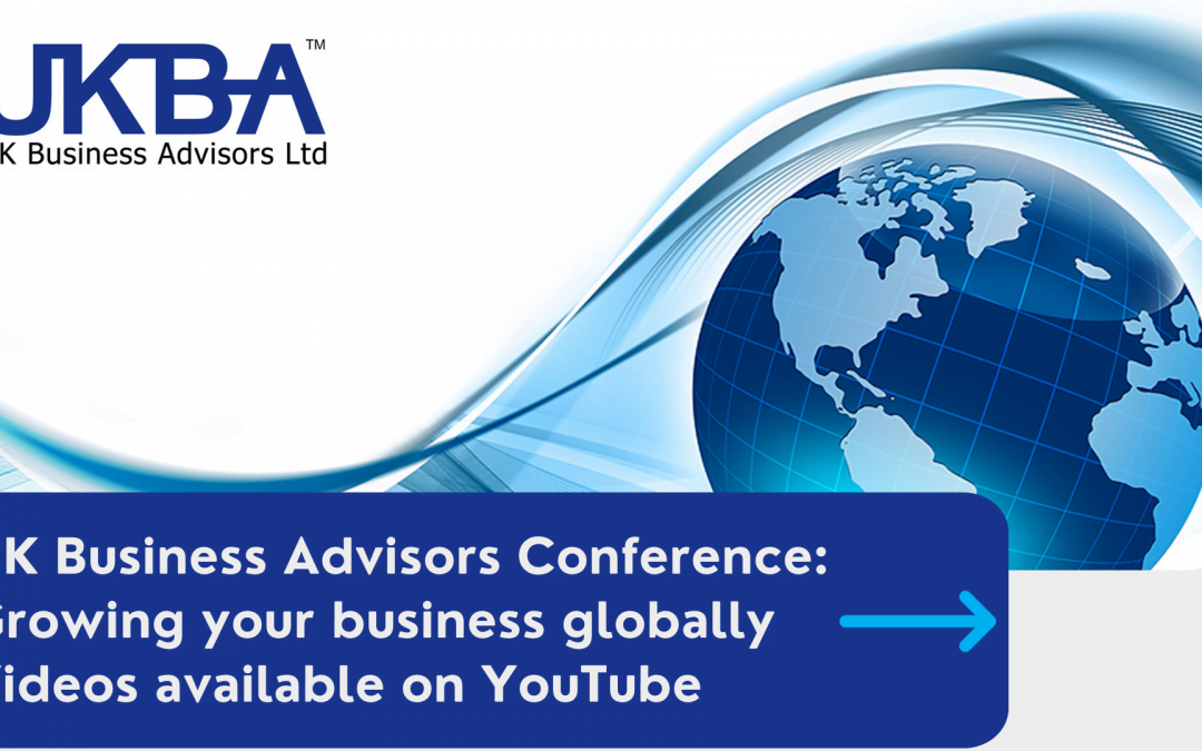 Online conference: Growing your business globally