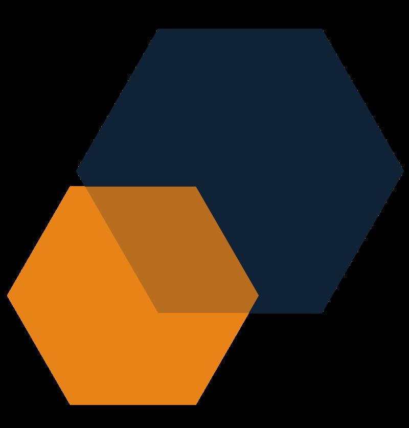 UK Business Advisors Hexagon